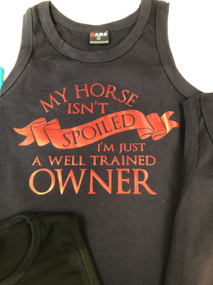 Spoiled owner Shirt