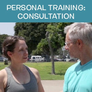 Item 09. Personal Training: Consultation 00009