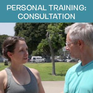 Item 09. Personal Training: Consultation