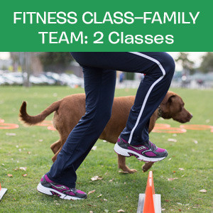 Item 05. Fitness Class – Family Team: 2 Classes
