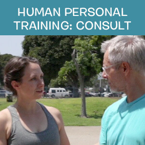 Item 09. Online Human Personal  Fitness Training: Consultation
