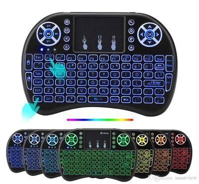Back-lit mini Keyboard and mouse BLKM
