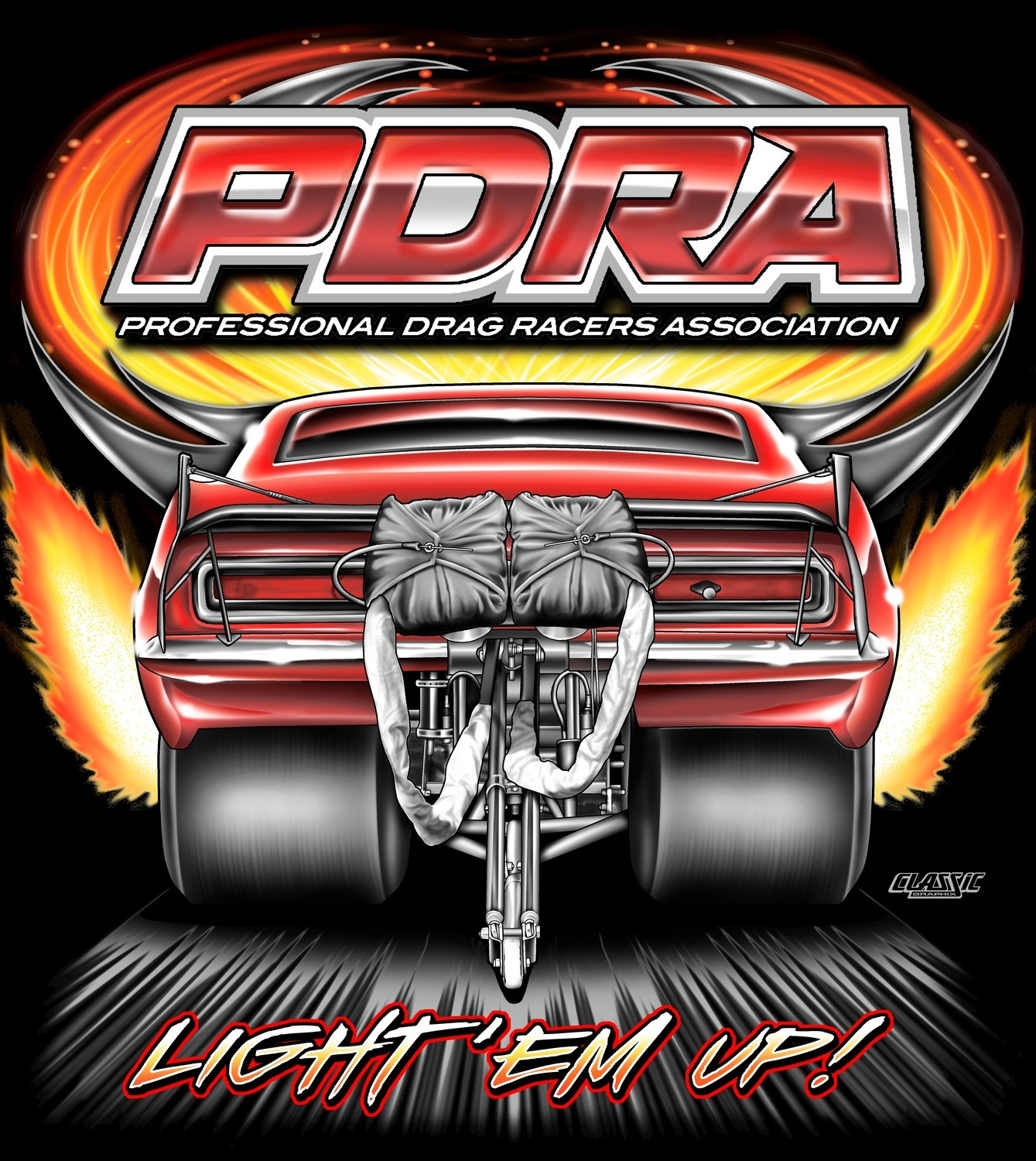 Light 'Em Up T-shirt