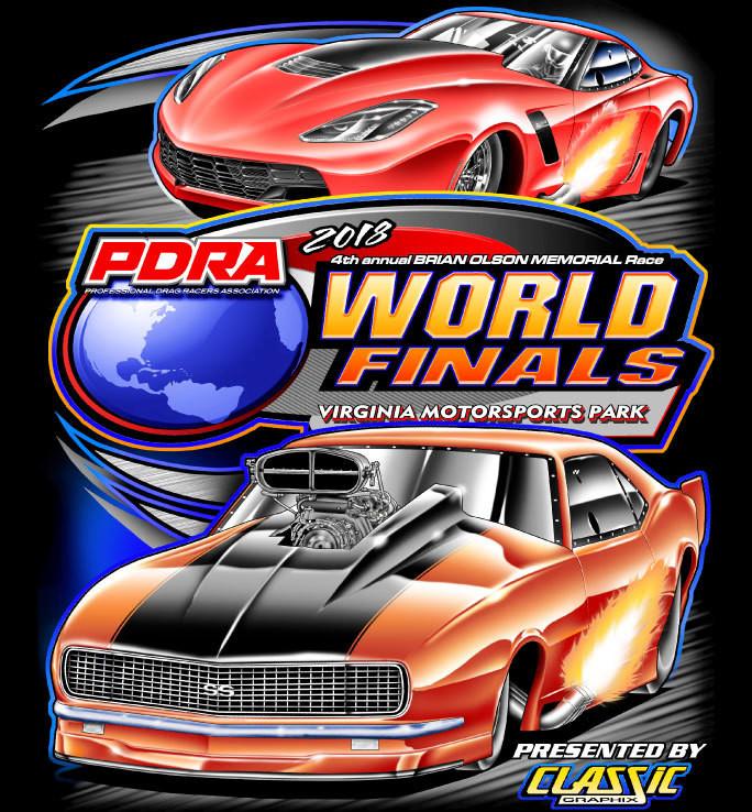 2018 EVENT 8 - PDRA World Finals @ Virginia Motorsports Park