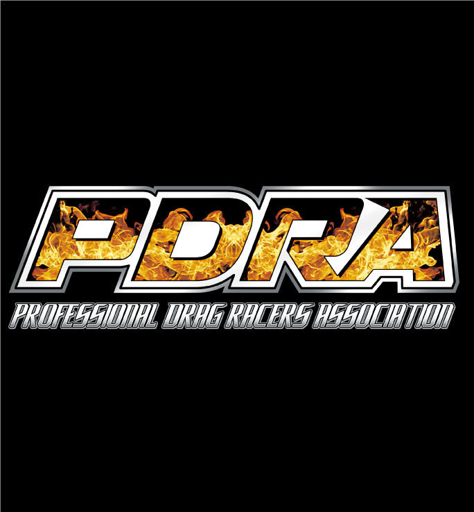 PDRA Flame Logo Design