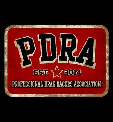 Vintage PDRA Sign Design