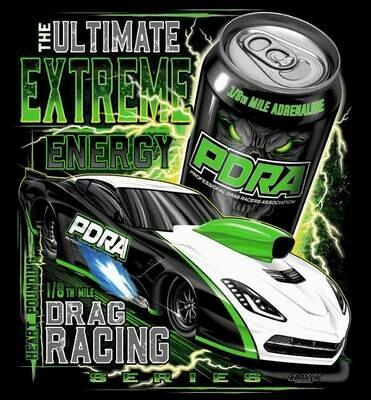 Extreme Energy Design T-shirt