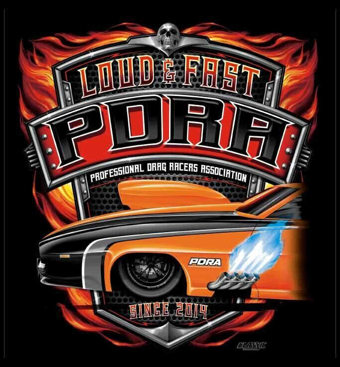 Loud & Fast Design T-shirt