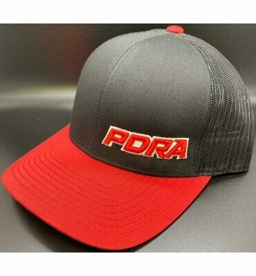 PDRA Logo Trucker Hats