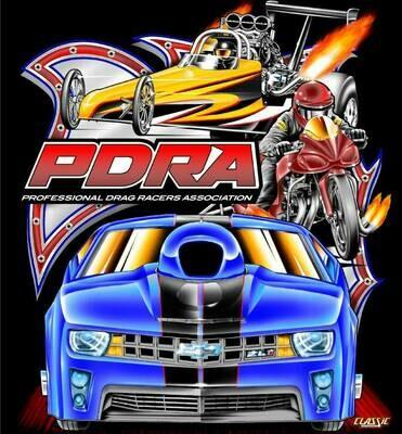 PDRA 2020 Season Design T-shirt
