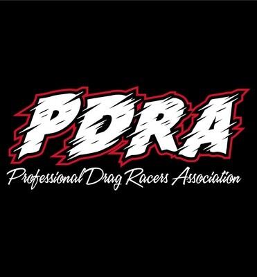 PDRA Scratch Logo Design T-shirt