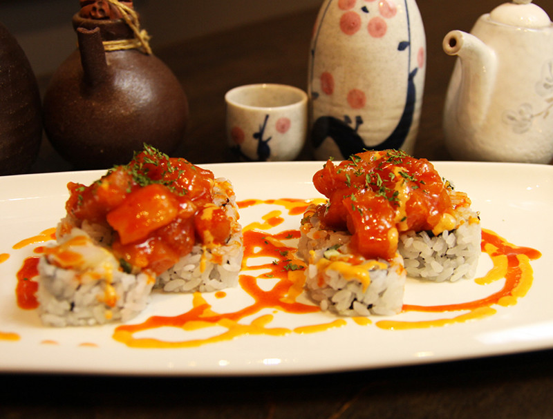 Firecracker Roll (8 pcs)
