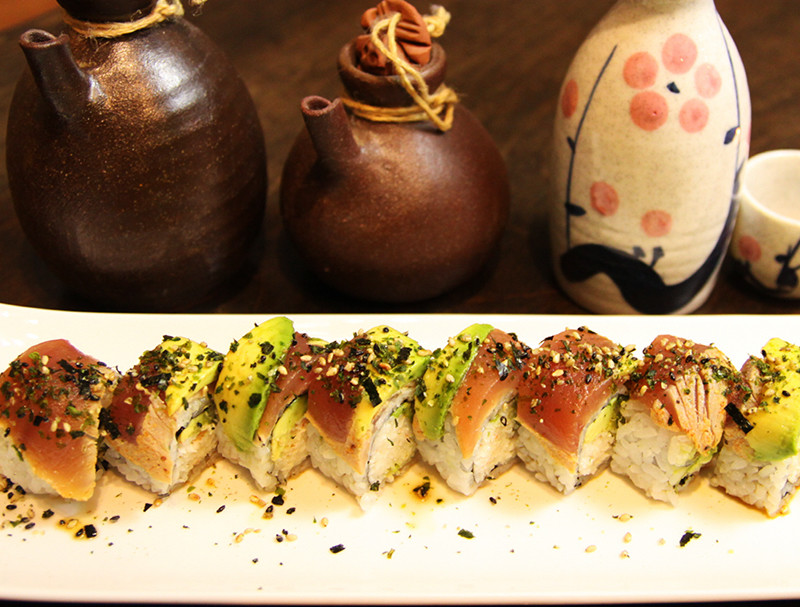 Tataki Roll (8 pcs)
