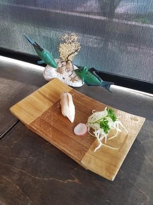 Grilled Tuna Toro