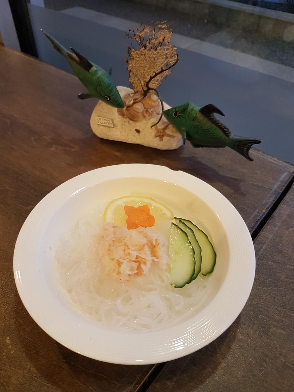 Sunomono (Real Crab)