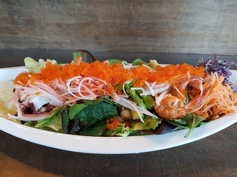 Assorted Seafood Salad