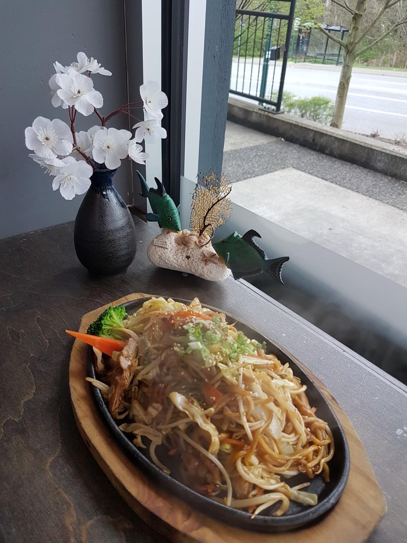 Chicken Yaki Soba
