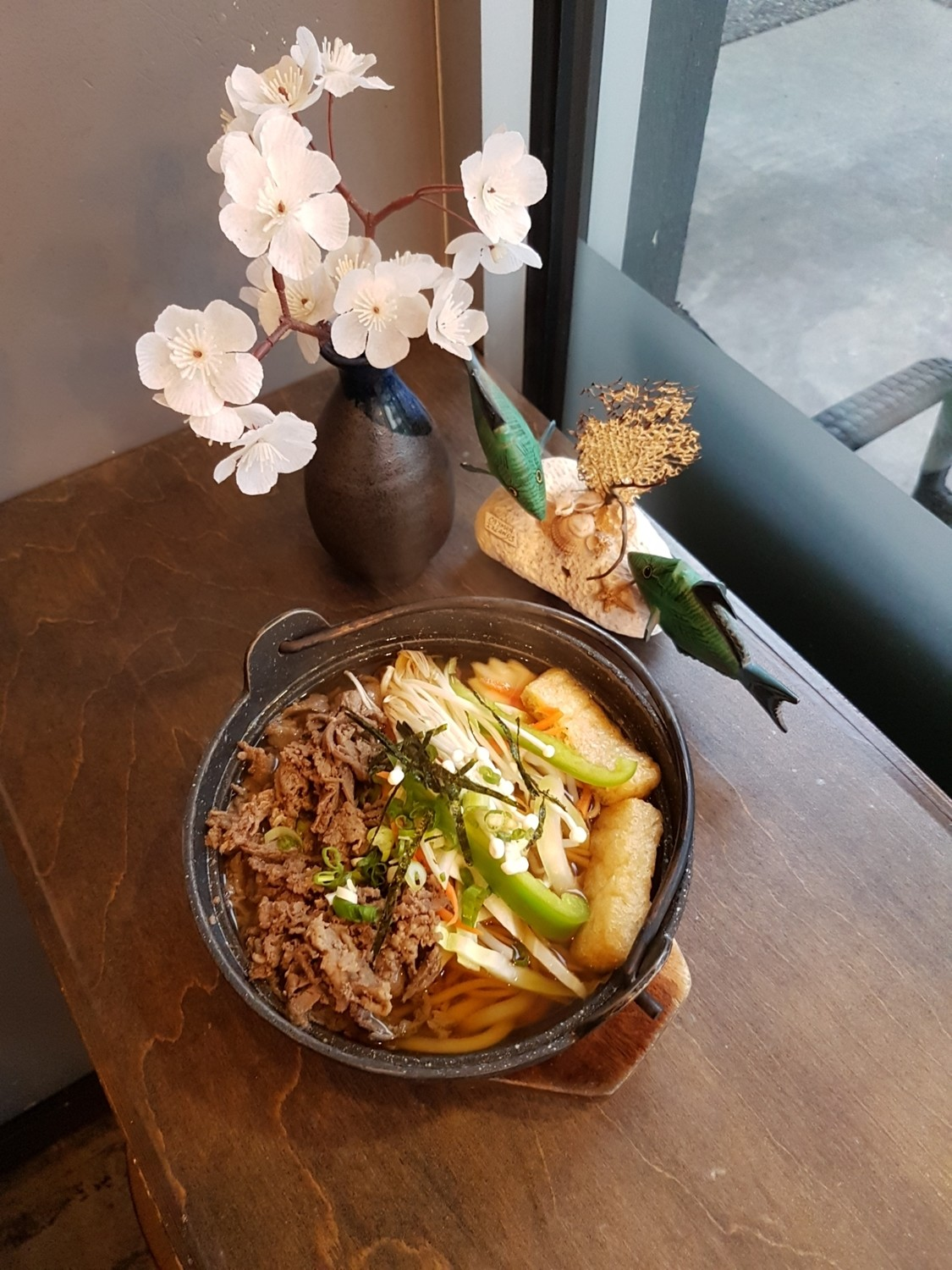 Beef Udon