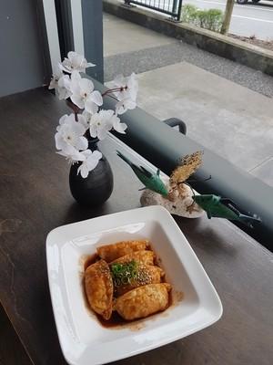 Gyoza (Spicy Pork)
