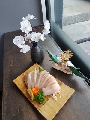 Tuna Toro Sashimi (Full)