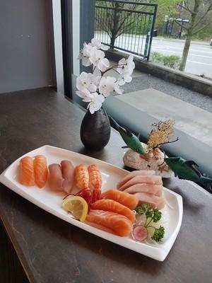 Nigiri & Sashimi Combo