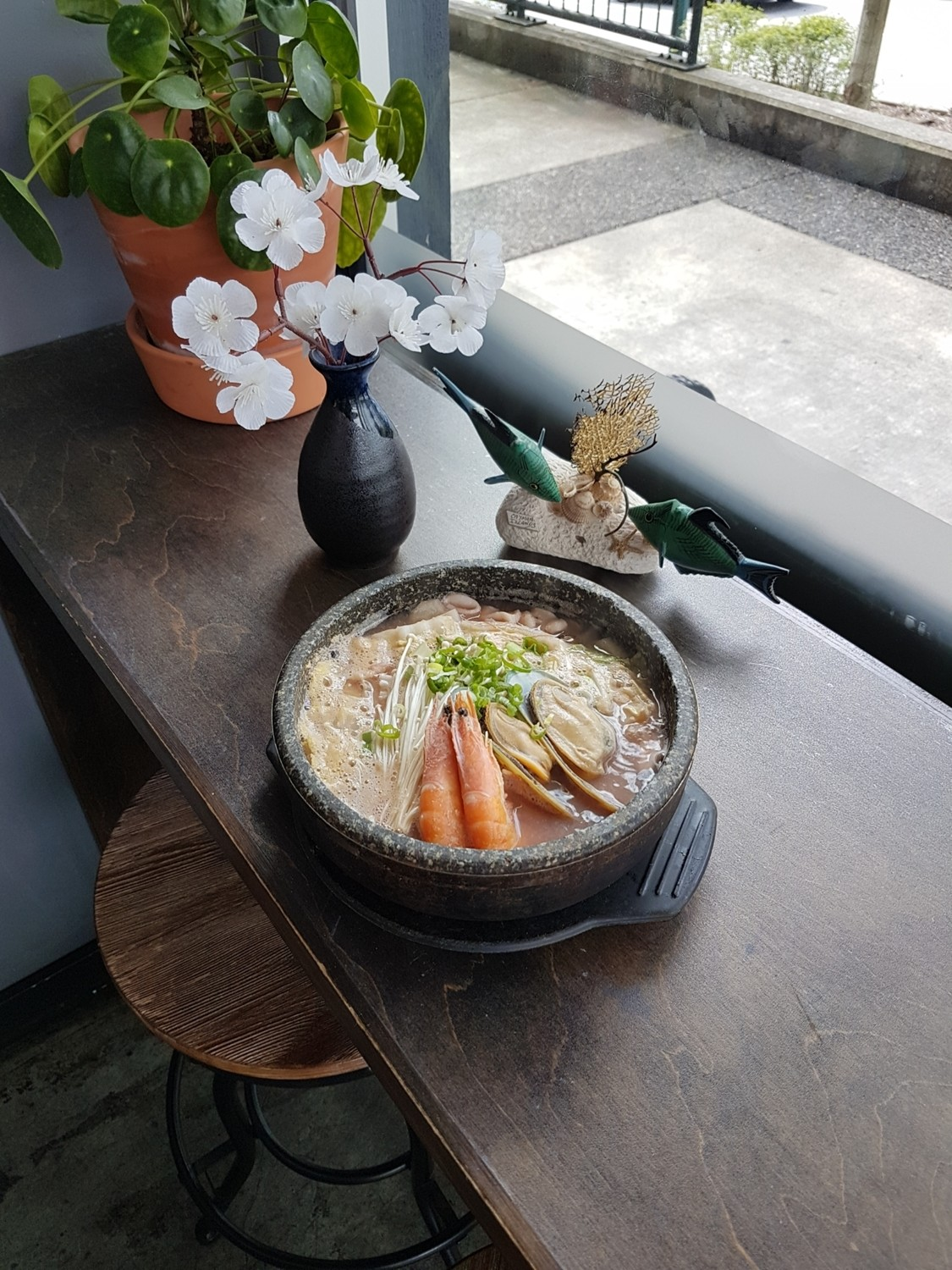 Seafood Nabe