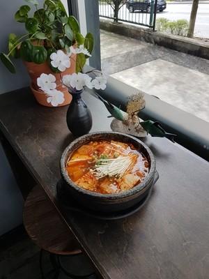 Spicy Tarako Soup