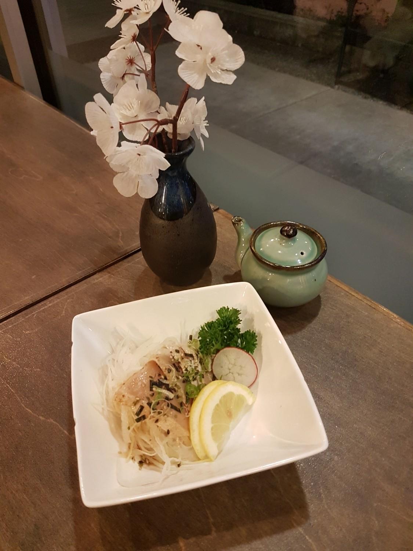 Tuna Tataki (Half)