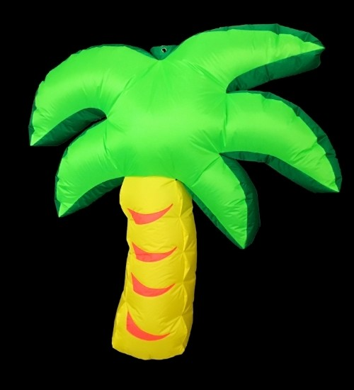 Hanging Inflatable Palm Tree Basic 6.2ft/190cm x 6.6ft/200cm
