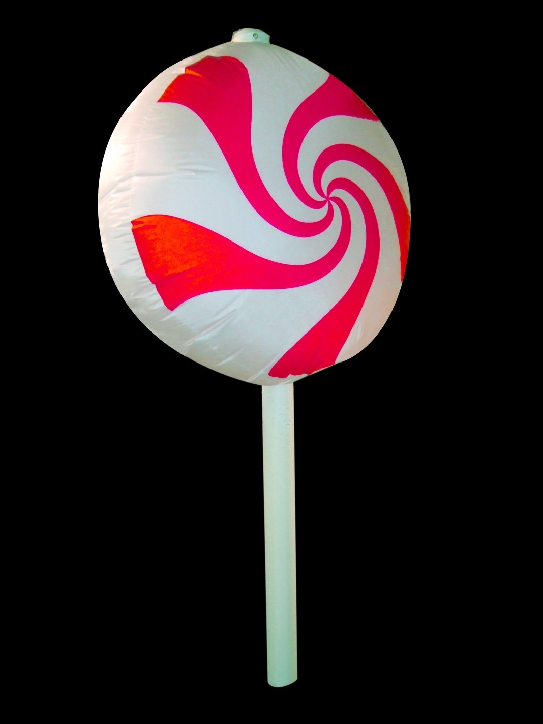 Hanging Inflatable Lollipop 3ft/91cm x 6ft/182cm