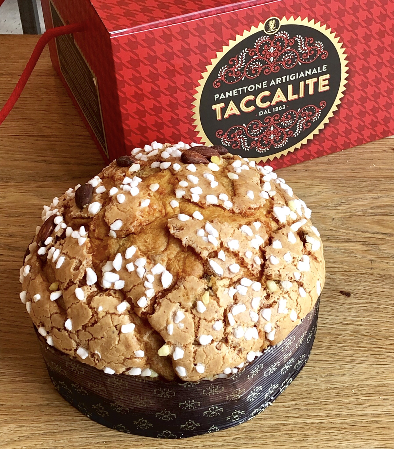 TRADITIONAL PANETTONE  - FORNO TACCALITE
