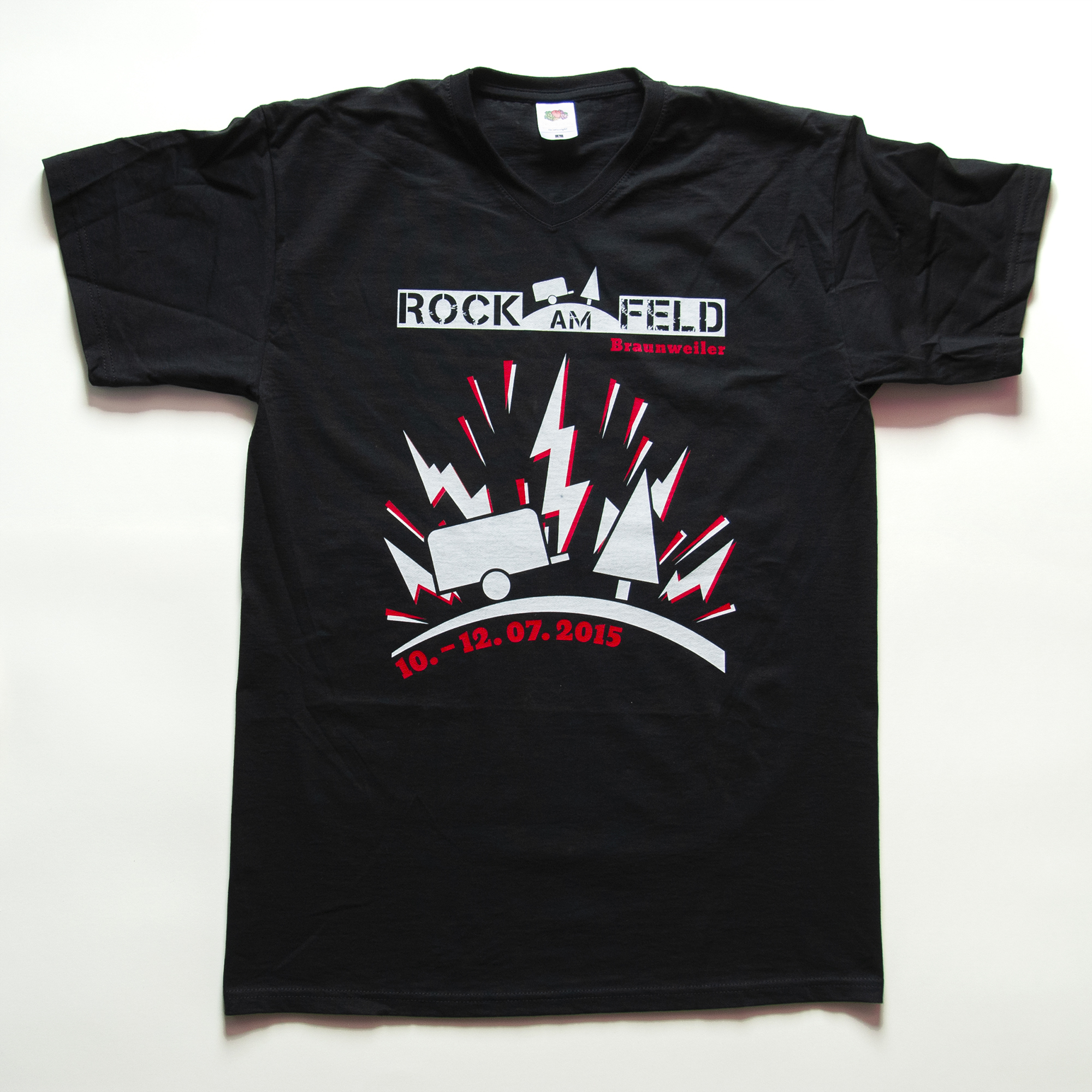 Rock am Feld Shirt 2015 2015-M