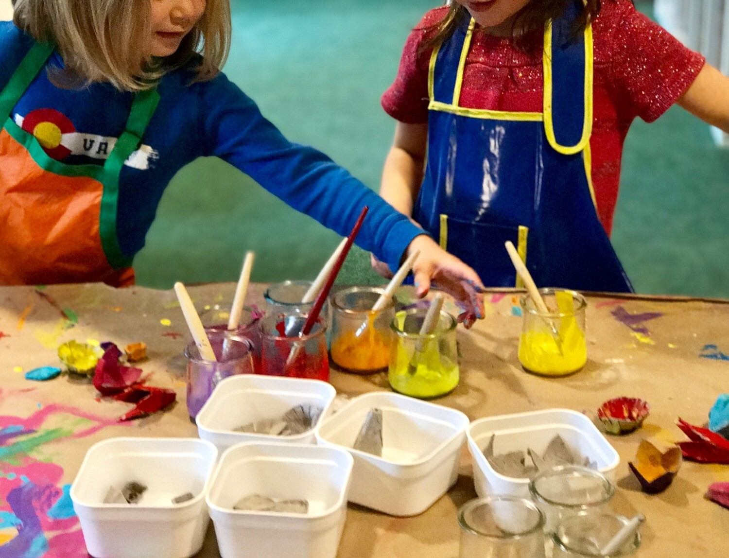 Young Artists Club (Thursdays) - Drop-in