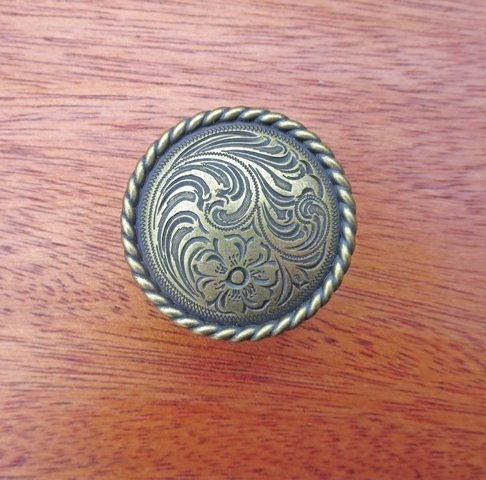 Drawer Pull ~ ABRS Paisley ~ PD52