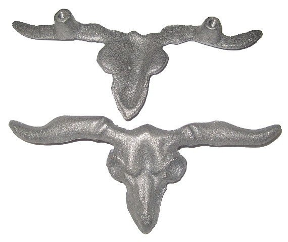 Steer Skull Drawer Pull DI-057 Set of 6