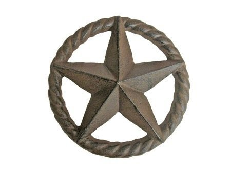 "Star in Rope 6.5"" ~ D82-140"