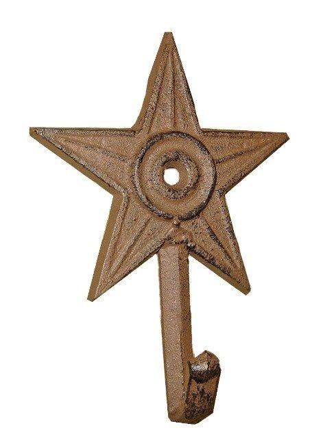 Star Single Hook  D54-107