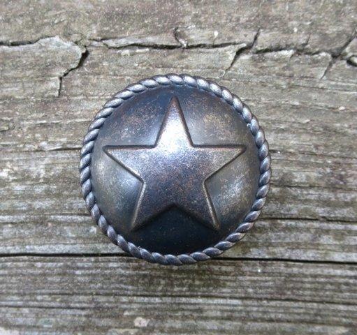 Star w/Rope Pull ~ R4050-ORB ~ 2 Pk
