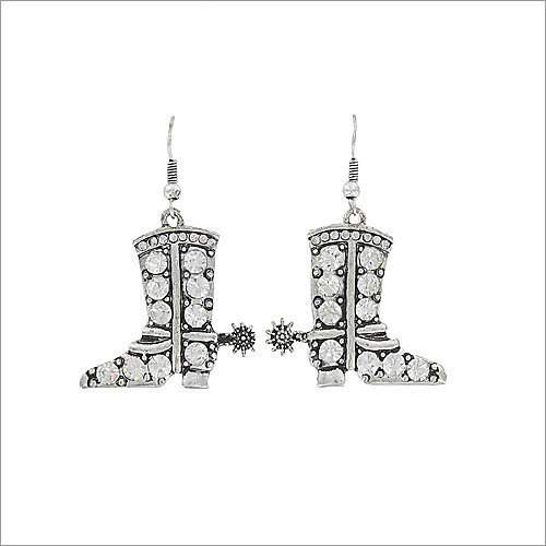 Boot Earrings ~ W046656