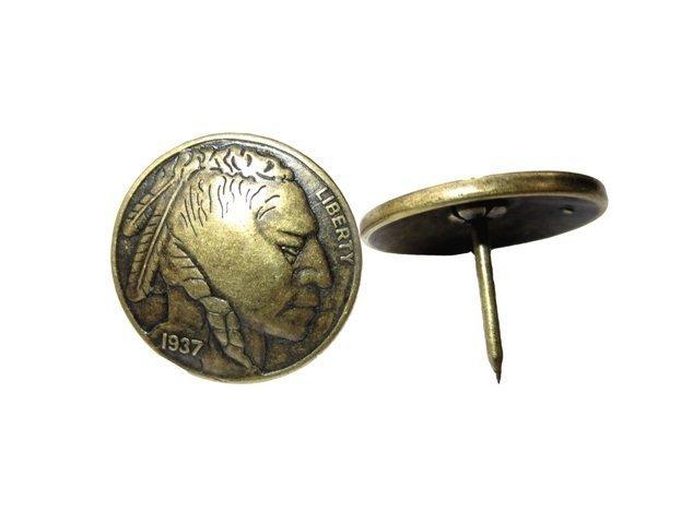 Tack Indian Head Nickel ~ PNB044S