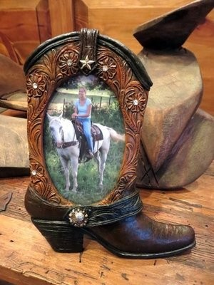 Boot Photo Frame ~ TBS03440A