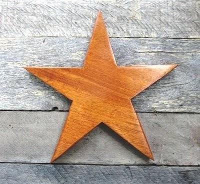 Mahogany Star ~ JO15013
