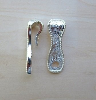 Concho Pendant Adapter ~ TL2106SS ~ Small Hook