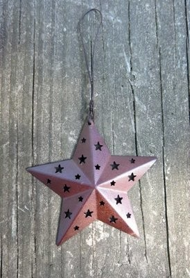 Star Cutout Ornament ~ CGJHE1587