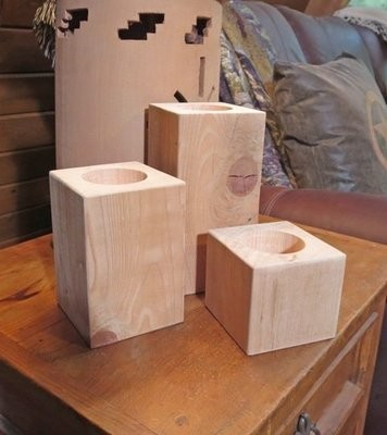 Candle Holder Blanks