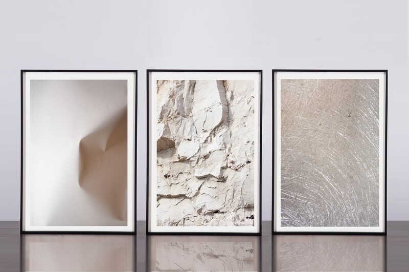 Set of 3 Texture Prints