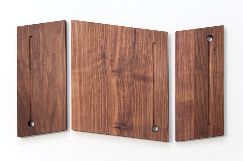 Slant Chopping Boards - Set of 3
