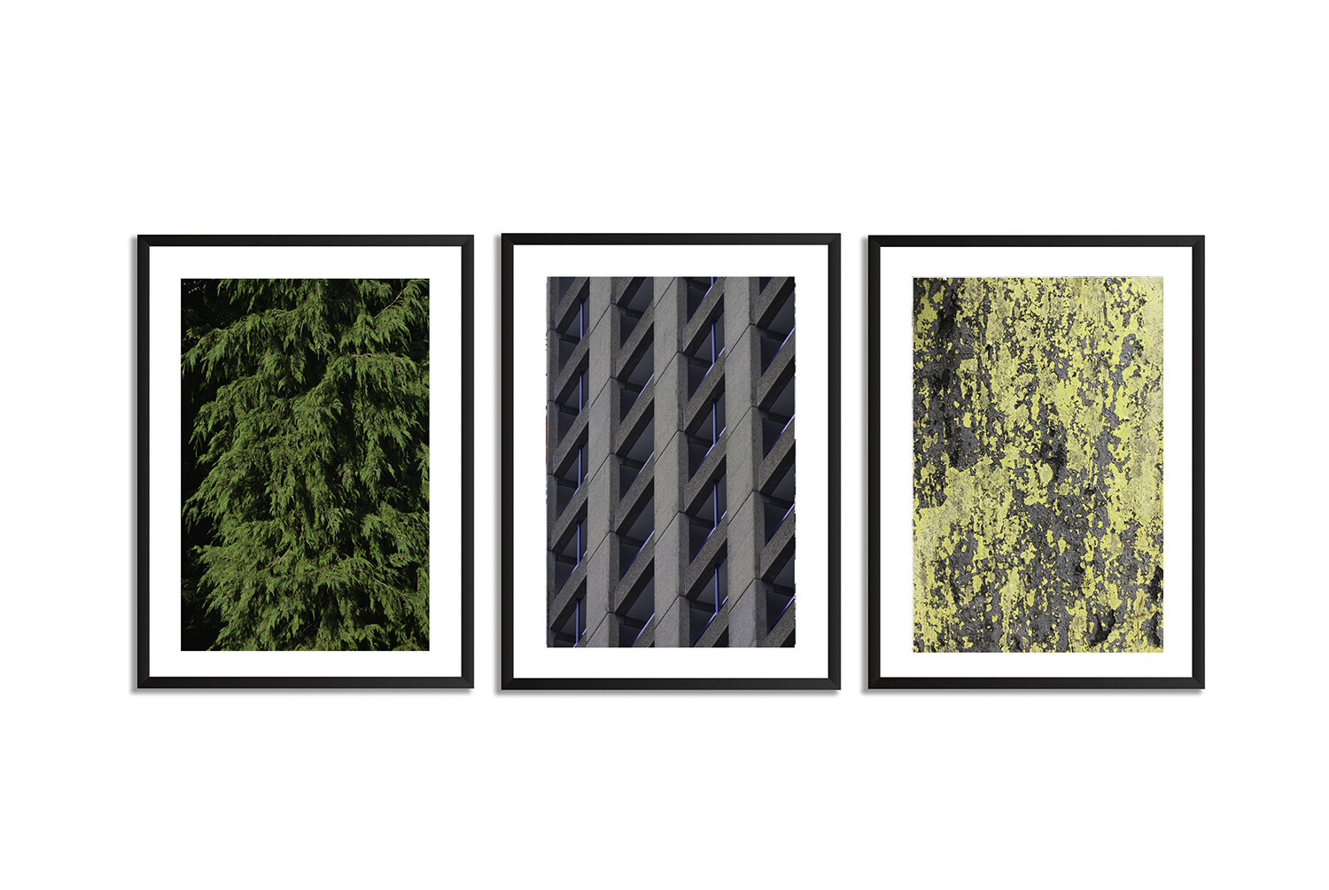 Set of 3 Texture Prints