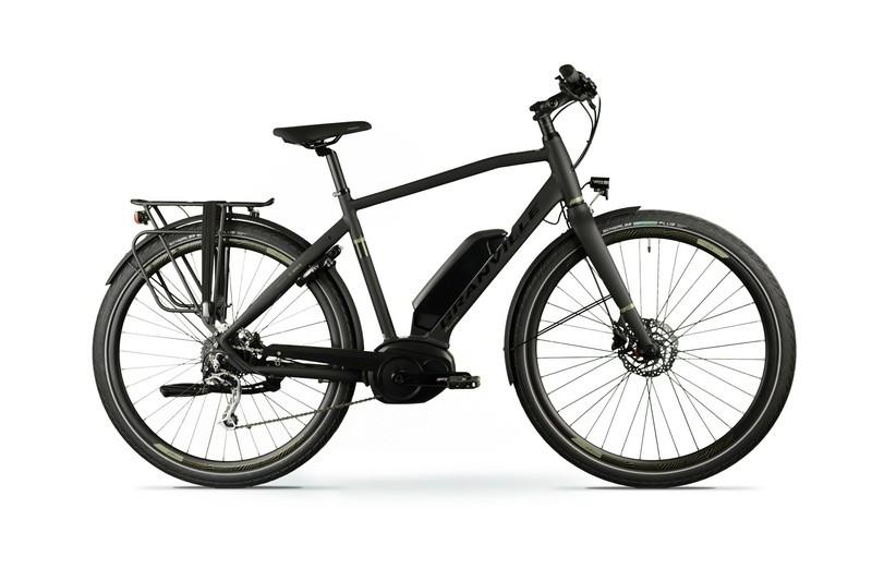 Granville e-Performance noir taille L - MODÈLE D'EXPO