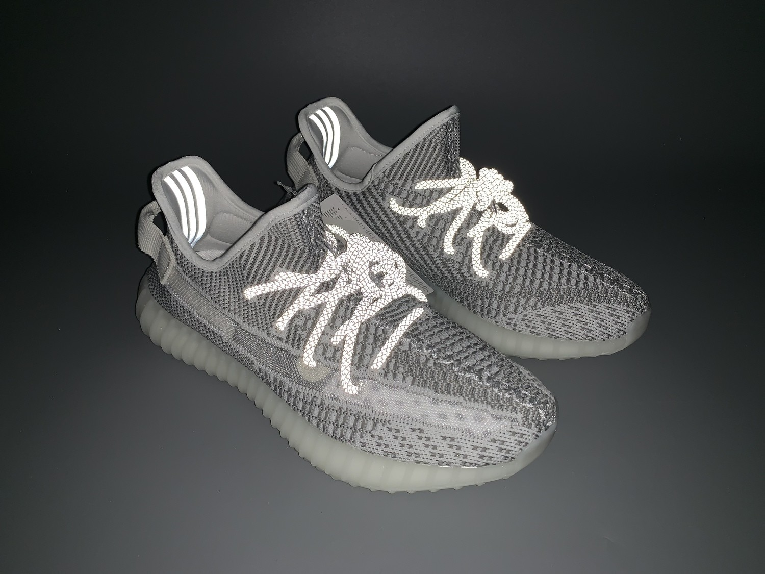 outlet store 48421 7c428 Mens/Womens Adidas Yeezy Boost 350 V2 Non-Reflective Static EF2905 5.05.0  out of 5 stars5100%100%40%0%30%0%20%0%10%0%See all reviews 3 reviews | Ask  ...